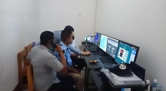 SMK Pantai Baru Kini Miliki Bridge Simulator Kapal