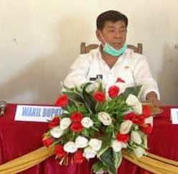 Wabup Kupang Kunjungi Amfoang Barat Daya Cek Pemanfaatan Dana Desa