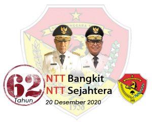 """""""NTT 62 Tahun"""""""
