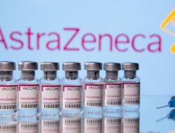 Kemenkes Hentikan Sementara Distribusi dan Pemakaian Vaksin AstraZaneca