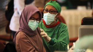 Stok Habis, Vaksinasi di Kota Kupang Dihentikan Sementara, Dinkes Ajukan Permintaan