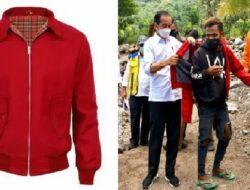 Memprediksi Harga Jaket Merah Pemberian Presiden Jokowi untuk Fransiskus