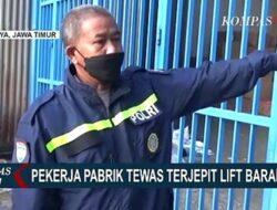 Niat Bercanda, Pria Asal Sumba Barat Daya Tewas Terjepit Lift