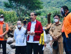 Presiden Jokowi Perintahkan Warga Terdampak Bencana di Lembata Untuk Direlokasi
