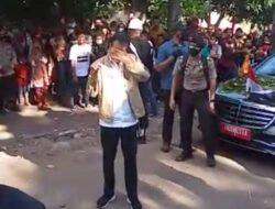 """Monumen """"Jokowi Menangis"""" Segera di Bangun di Adonara, Butuh Lahan 0.5 Hektare"""