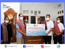 Bank NTT Peduli Untuk Timor Tengah Utara