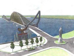 Jembatan Palmerah Larantuka -Adonara Segera Dibangun 2021