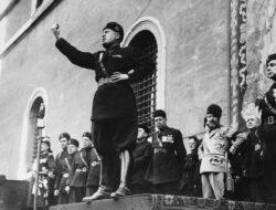 Hari Ini Dalam Sejarah: Akhir Dari Pemimpin Fasis Italia, Benito Mussolini