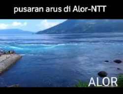Viral Video Pusaran Arus Laut di Alor, KKP: Itu Biasa