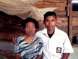 Menderita Kanker Mulut Janda di Matim Tak Punya Biaya Berobat, Anak Terpaksa Jadi Buruh Tani