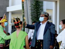 Momentum Hardiknas, Manggarai Timur Resmi Jadi Kabupaten Literasi