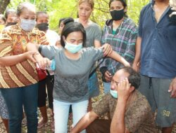 Polisi Gelar Reka Ulang Kasus Tinus Tanaem, Ibu Nani Welkis Nyaris Pingsan