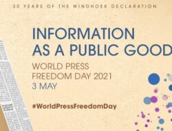 """Hari Kebebasan Pers Sedunia: """"Informasi sebagai Barang Publik"""""""