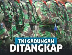 Anggota TNI Gadungan Diciduk, Tipu Warga Ende Rp 28 juta
