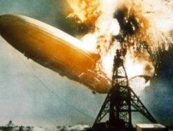 Hari Ini Dalam Sejarah: Tragedi Hindenburg, Meledaknya Pesawat Balon Terbesar Kebanggaan Nazi