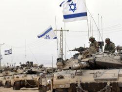 Adu Kuat, Ini Perbandingan Kekuatan Militer Israel dan Palestina
