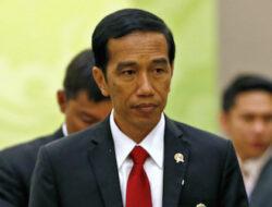 Jokowi Bicara Dengan Endorgan, Agresi Israel Harus Segera Dihentikan