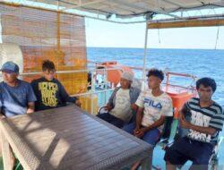 Sempat Hilang di Perbatasan Indonesia-Australia, 5 Nelayan Rote Ditemukan