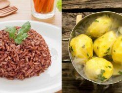 Ini Lima Makanan Pengganti Nasi Putih, Bisa Bantu Turunkan Berat Badan Juga