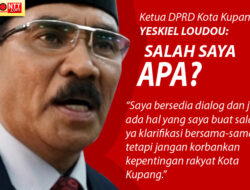 Sidang Paripurna Tidak dilanjutkan Sangat Merugikan Rakyat Kota Kupang