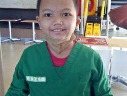 Donny Juara Nasional SD NCIPS Kupang