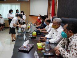 Pejabat Pemkot Kupang Tandatangani Pakta Integritas Aset