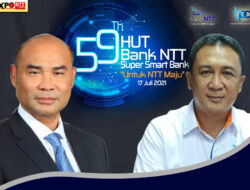 Bank NTT Launching Aplikasi UMKM GO-NTT