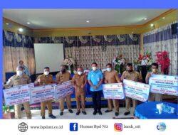 Bank NTT Peduli Kota Kupang Sudah Sumbangkan 11.000 Lembar Seng