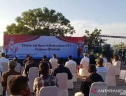 Deklarasi Referendum Jokowi 3 Periode, Pengamat Politik Undana: Jelas Melanggar Konstitusi
