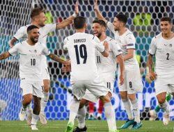 Euro 2020, 5 Fakta Unik Dibalik Kemenangan Italia atas Turki