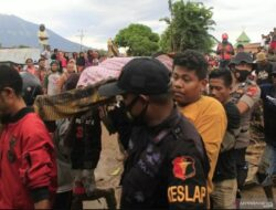 Korban Badai Seroja di Adonara Ditemukan Setelah 2 Bulan Menghilang