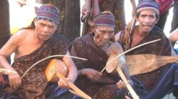 Sato alat musik tradisional NTT