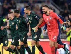 Jorginho Masuk Skuad Italia, Ini Susunan Lengkap Tim Italia Untuk Euro 2021
