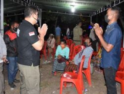 Satgas Covid-19 Kota Kupang Bubarkan Pesta di Kelurahan Bello