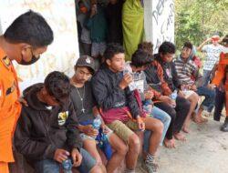 Hilang Saat Rayakan Ultah di Hutan, 7 Pemuda Manggarai Ditemukan Lemas