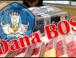 Korupsi Dana BOS, Kepala Sekolah SMPN 1 Reo Ditahan Kejaksaan Negeri Manggarai