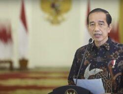 Hasil Evaluasi Jokowi, PPKM Level 4 Diperpanjang Lagi?