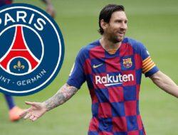 Dipastikan ke PSG, Lionel Messi Akan Diperkenalkan di Menara Eiffel