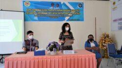 Hilda Riwu Kore Manafe Kukuhkan 6 Bunda Paud Kecamatan Se-Kota Kupang