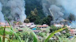 KKB Serang TNI yang Sedang Evakuasi Jenazah Nakes Gabriela, 1 Prajurit Gugur