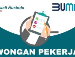 Info Loker BUMN, PT Rajawali Nusindo Buka Lowongan Penempatan Kupang NTT